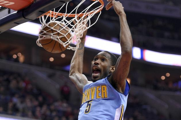 Will Barton Invited to Take Part in 2016 NBA Slam Dunk Contest