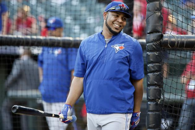 Edwin Encarnacion Injury: Updates on Blue Jays Star's Oblique and Return