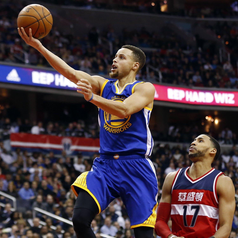 Golden State Warriors Vs Wizards Full Game Highlights: Steph Curry Vs. Wizards: Stats, Highlights And Twitter