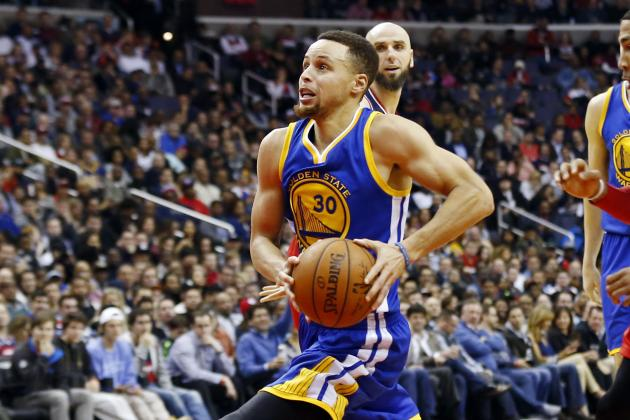 Wednesday NBA Roundup: Warriors Officially America's Team, Curry America's Star
