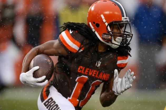 Travis Benjamin Reportedly to Sign with San Diego Chargers