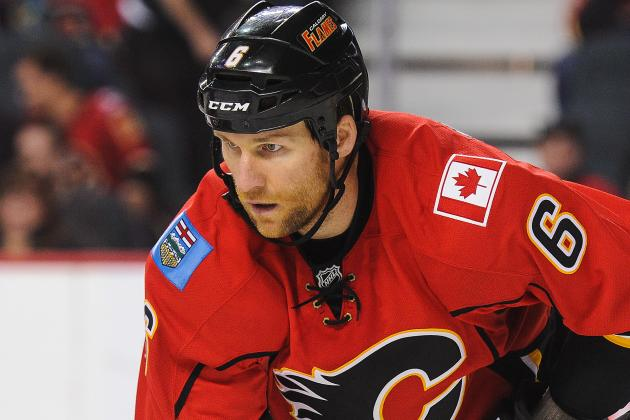 Dennis Wideman's 20-Game Suspension a Punishment That Doesn't Fit the Crime