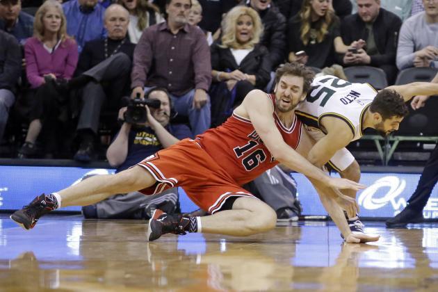 Pau Gasol Injury: Updates on Bulls Forward's Hand and Return