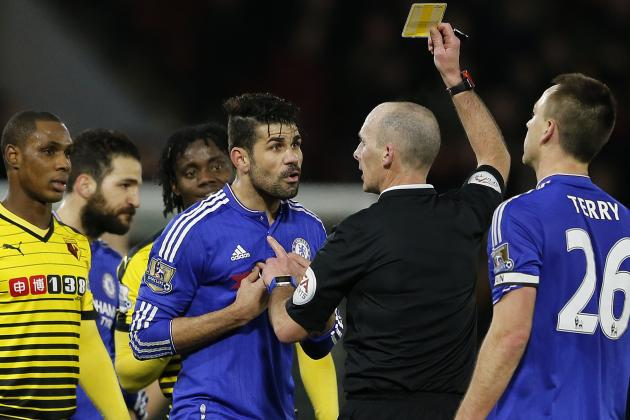 Juan Carlos Paredes Accused of Punching Diego Costa by Guus Hiddink