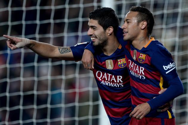 Manchester United Transfer News: Luis Suarez Comments on Neymar Rumours