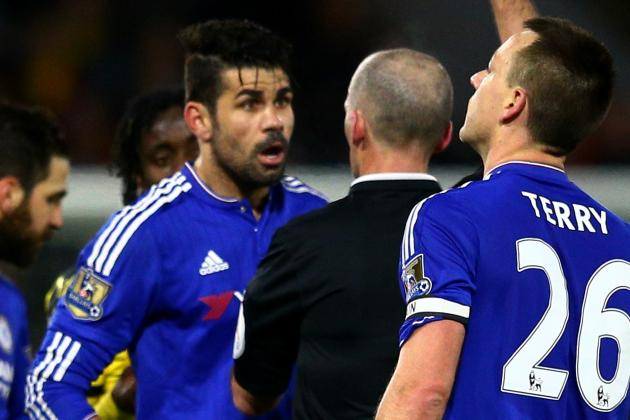 Diego Costa 'Crimes' an Unfair Reflection of Chelsea Striker's Watford Display