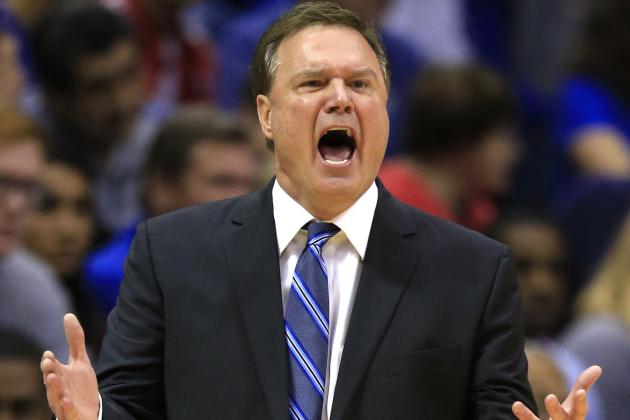 Kansas HC Bill Self Blasts Brannen Greene for Dunk, Apologizes to Kansas State