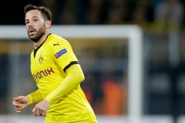 Should Gonzalo Castro Relegate Shinji Kagawa to Borussia Dortmund's Bench?