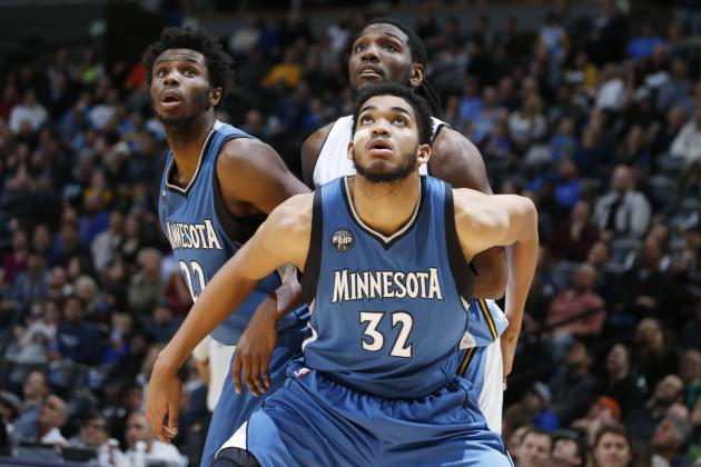 Andrew Wiggins Is the Headliner, but Karl-Anthony Towns Is T'wolves' True Star