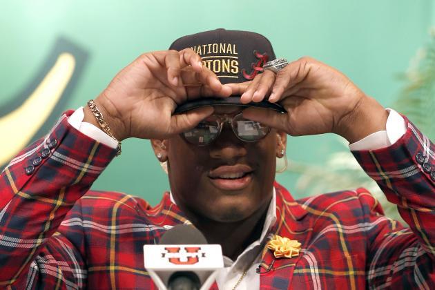 Alabama Football Recruiting: Meet the Crimson Tide's 2016 Class