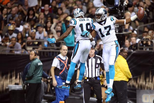 Unheralded Panthers WR Core Is Greater Than the Sum of Its Parts