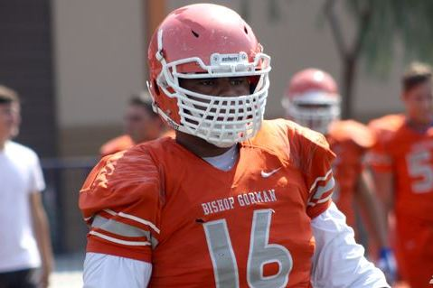 Haskell Garrett to Ohio State: Buckeyes Land 4-Star DT Prospect