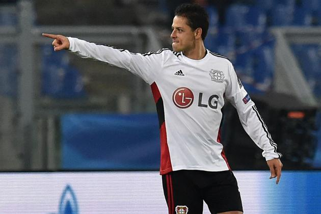 Arsenal Transfer News: Latest on Javier Hernandez and Mauro Icardi Rumours