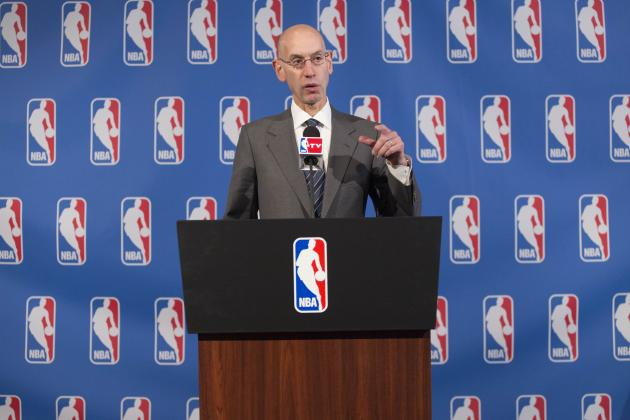 Adam Silver Comments on NBA's Stance on 'Hack-a-Shaq' Rule