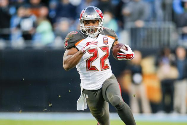 Doug Martin Reportedly Re-Signs with Tampa Bay Buccaneers