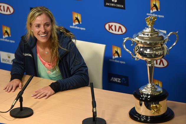 Will Angelique Kerber Sustain Her Success After Winning the Australian Open?