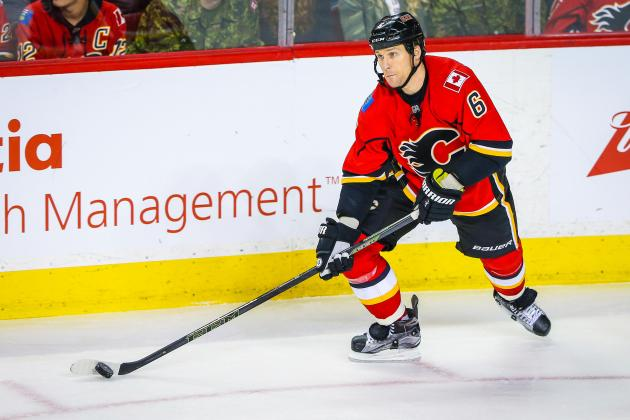 Dennis Wideman Comments on 20-Game Suspension, Apologizes to Referee