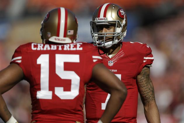 Michael Crabtree Comments on 49ers, Colin Kaepernick, More