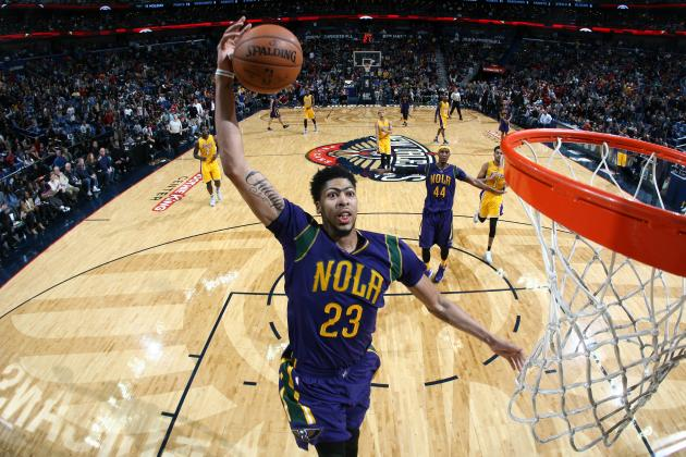 Anthony Davis vs. Lakers: Stats, Highlights and Twitter Reaction