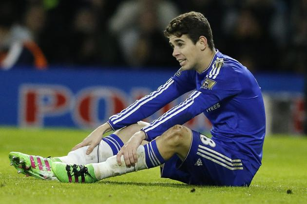 Chelsea Transfer News: Oscar Targeted by Staggering China Bid, Latest Rumours