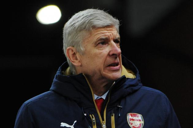 Bournemouth vs. Arsenal: Arsene Wenger's Key Comments from Pre-Match Presser
