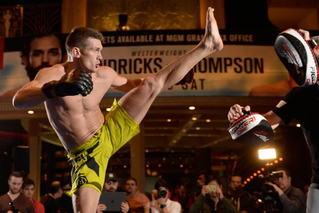 How Elvis, Family and Beating Up a Girl Helped Forge UFC Star Stephen Thompson