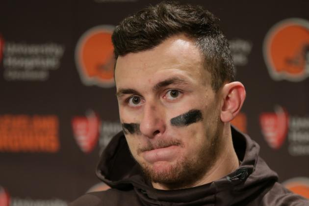 Johnny Manziel's Father Says Son Refused Rehab Admittance After Domestic Dispute