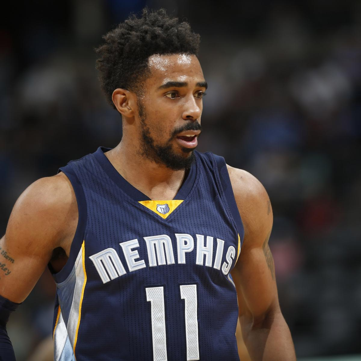 mike conley - photo #20