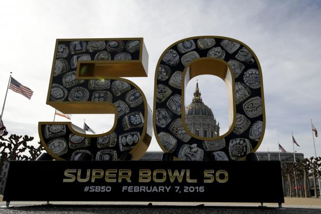 Super Bowl Kickoff Time 2016: TV, Live Stream Info for Panthers vs. Broncos