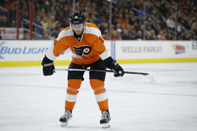 Sean Couturier Injury: Updates on Flyers Center's Lower Body and Return