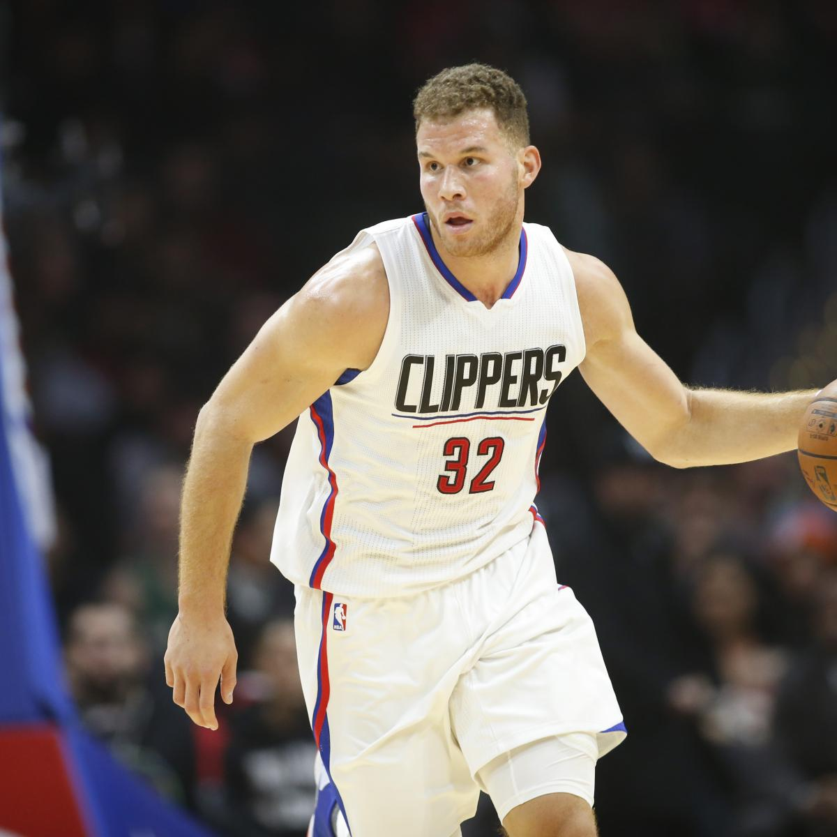 La clippers the impact of blake griffins surgery on the team foxsports com - Blake Griffin Trade Rumors Latest News Speculation On Clippers Star Bleacher Report