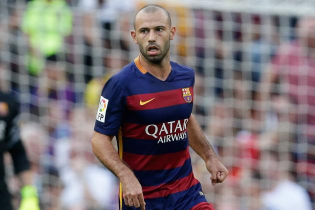 Javier Mascherano Comments on Future at Barcelona