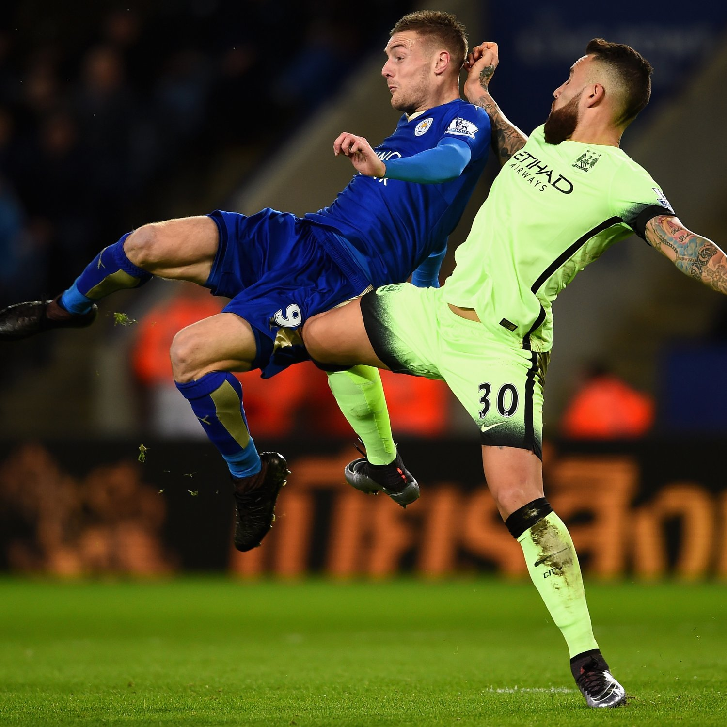 Psg Vs Manchester City Live Score Highlights From: Manchester City Vs. Leicester: Live Score, Highlights From