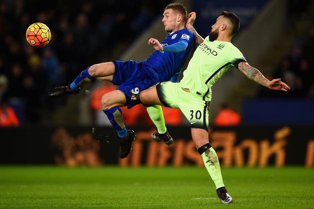 Manchester City vs. Leicester: Live Score, Highlights from Premier League