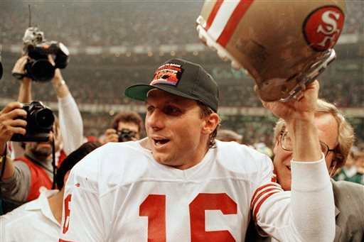 Joe Montana Comments on Physical, Mental Toll of NFL Career