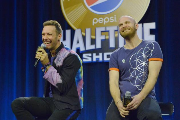 Super Bowl Halftime Show 2016: Odds, Expected Songs for Coldplay Performance