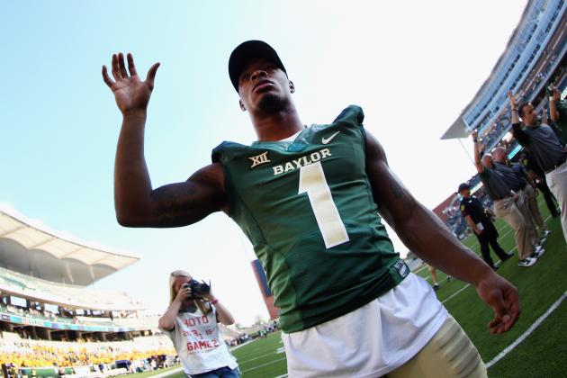 Can Corey Coleman Transition from Baylor's Offense to NFL?