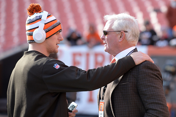 Jimmy Haslam Releases Statement on Johnny Manziel's Alleged Domestic Incident
