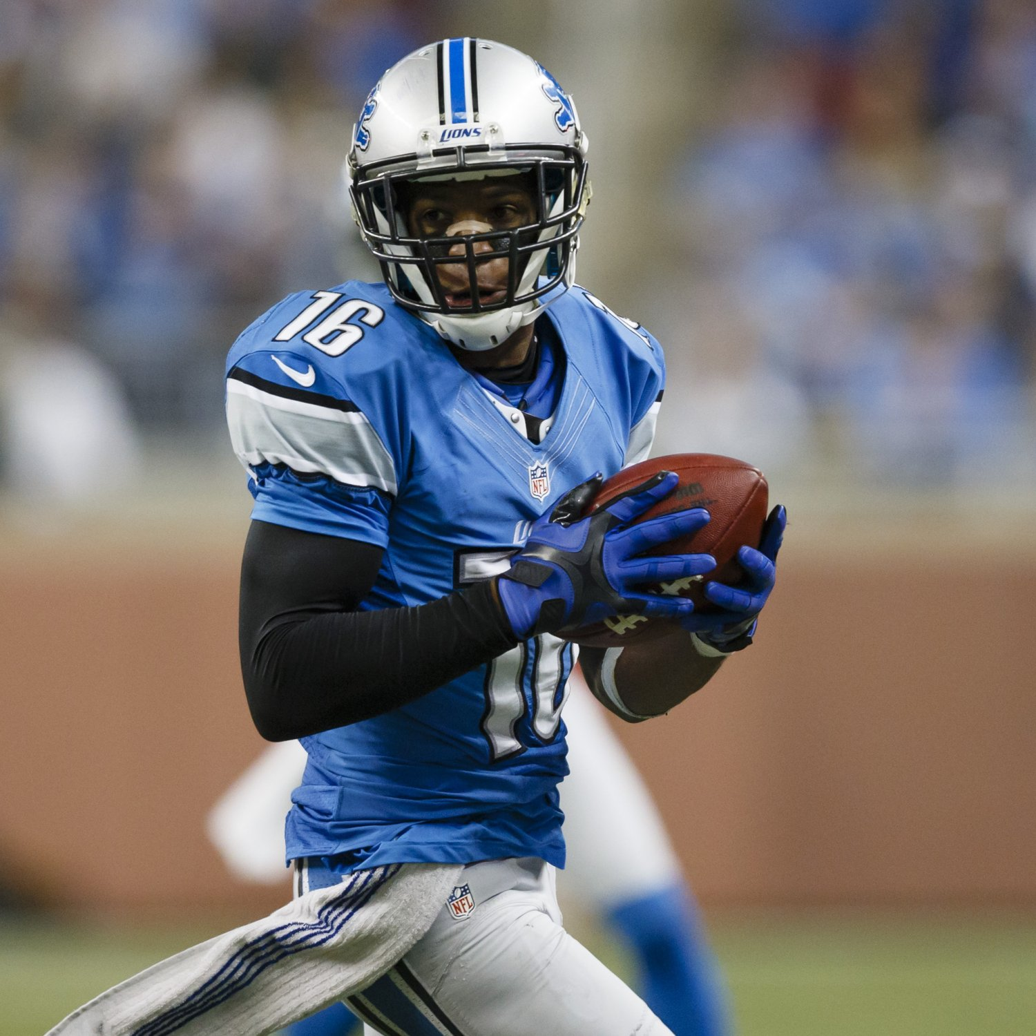 Former Broncos Player Arrested: Titus Young Reportedly Arrested For Assault With Deadly