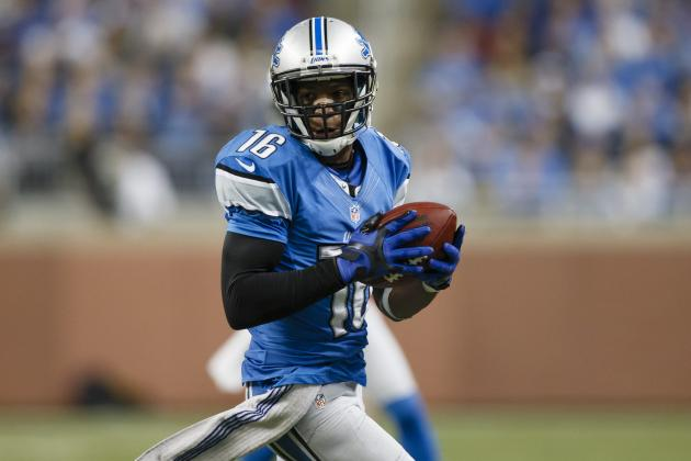 Titus Young Reportedly Arrested for Assault with Deadly Weapon, Felony Battery