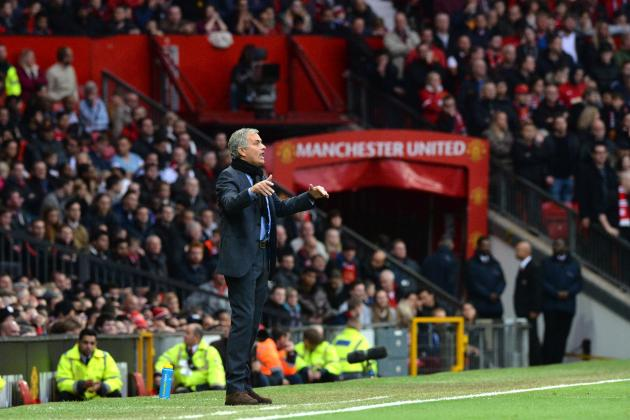 Jose Mourinho, Manchester United Reportedly Hold Talks
