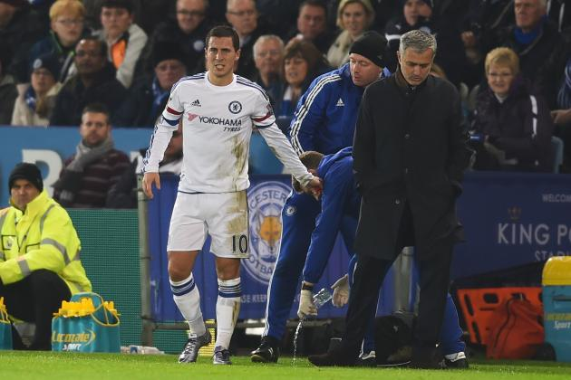 UK Back Pages: Eden Hazard Apologises to Jose Mourinho for Poor Chelsea Form