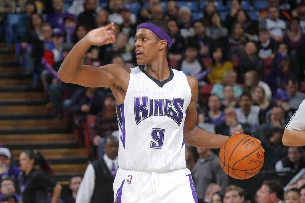 Rajon Rondo Comments on Free Agency, Preferred Style of Play