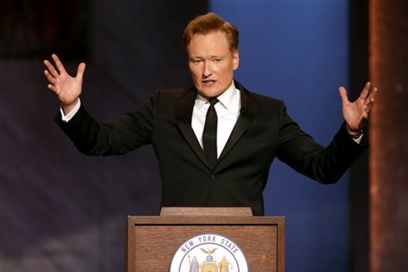 Conan O'Brien's Latest Comments and Expectations for 2016 NFL Honors