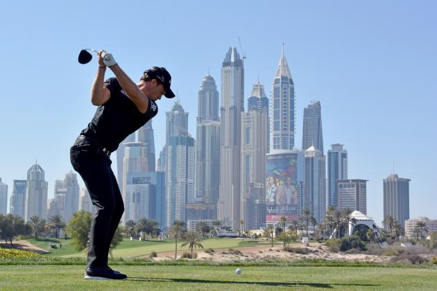 Omega Dubai Desert Classic 2016: Saturday Leaderboard Scores and Highlights