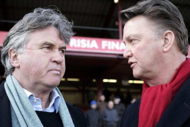 Louis Van Gaal vs. Guus Hiddink: Breaking Down the Great Dutch Manager Rivalry