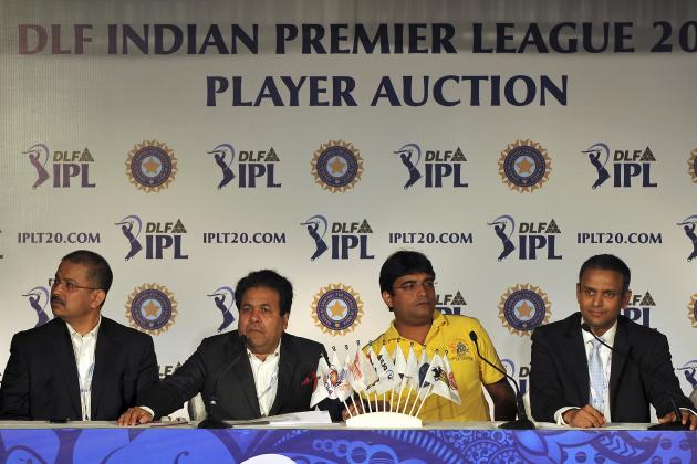 IPL Auction 2016: List of Sold Players and Highest Bids