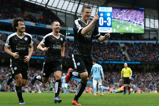 Manchester City vs. Leicester: Score, Reaction from 2016 Premier League Game
