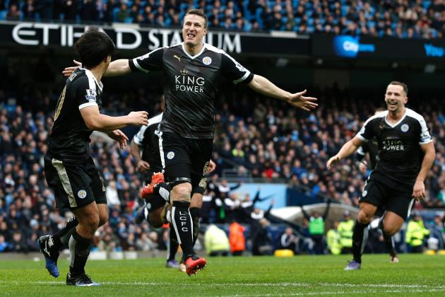 Twitter Reacts as Leicester City Stun Manchester City to Boost Title Chances