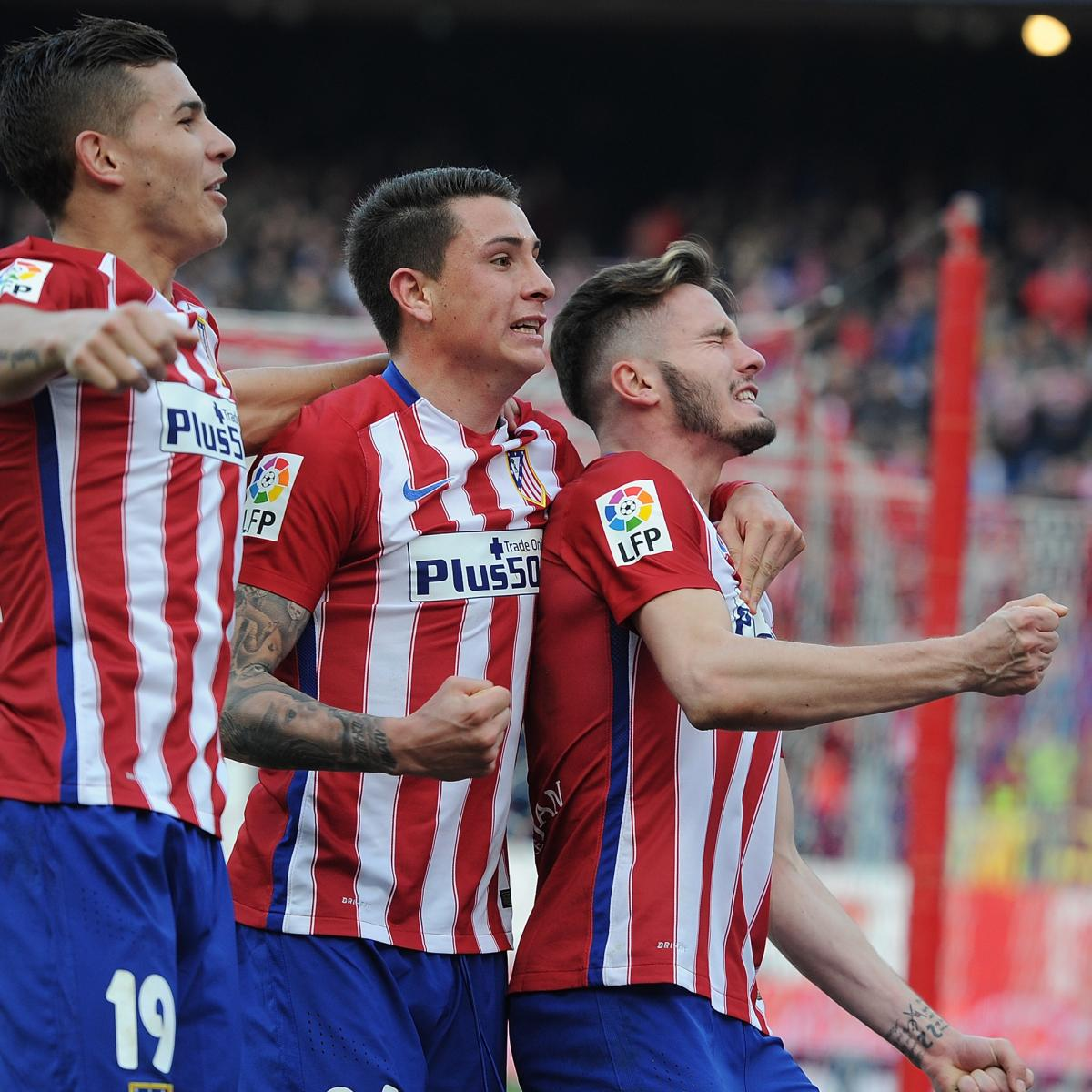 La liga results 2016 week 23 final scores and updated - La liga latest results and table ...